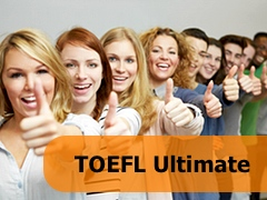 TOEFL Ultimate GA
