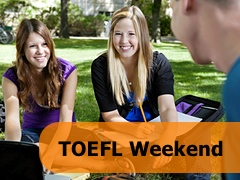 TOEFL Weekend GA